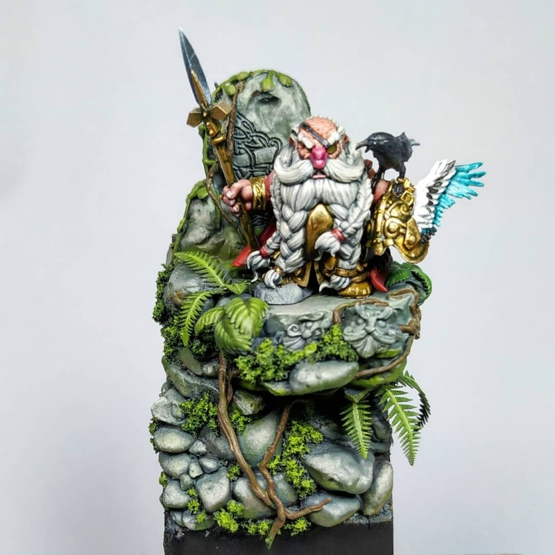 Sigurd Lord Dwarf by Durgin Paint Forge