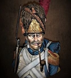 French Grenadier of the Imperial Guard