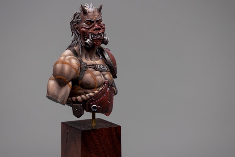 Oni - Seth conversion (Cult of paint)