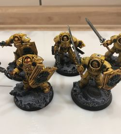 Imperial Fists Tartaros Termonators