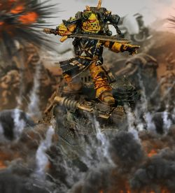 Sigismund of the Imperial Fists