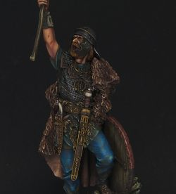 Germanic Roman Warrior, 1st Century AD