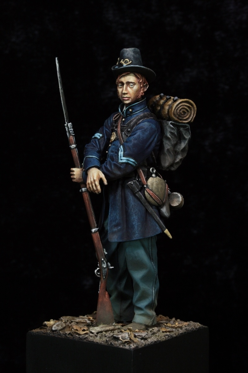 Corporal 19th Indianan Iron Brigade 1862