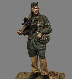 German paratrooper  1:35