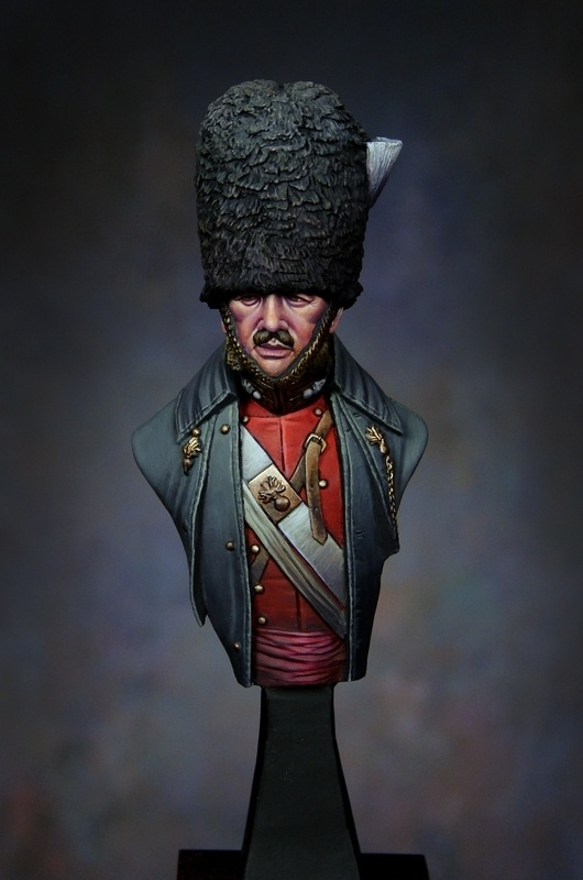 Grenadier Guards Officer Crimea By Ernest 183 Putty Amp Paint