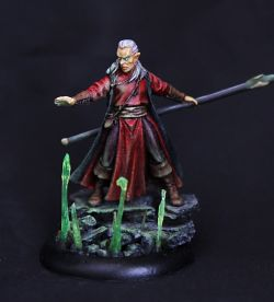 Kind of magic. Mordheim Elf Mage.
