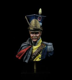 French Lancers Officer - 1813