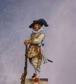 The Sentry - France 1660