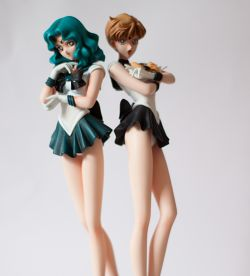 Sailor Moon - Sailor Uranus & Sailor Neptune 1/8