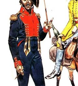 Spanish King Regiment nº 1 (Officer)