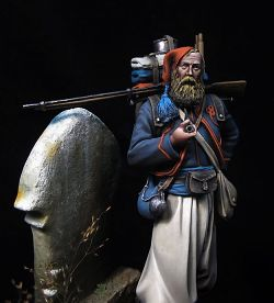 French Zouave (Franco Prussian War)