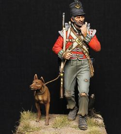 Private soldier light Infantry 1809-1815