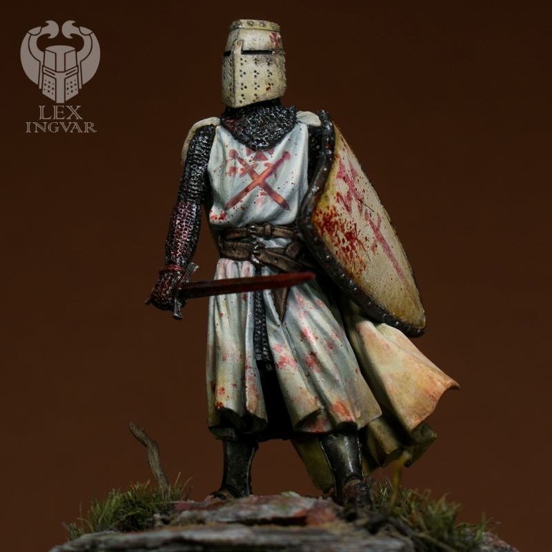 Knight of The Livonian Brothers of the Sword