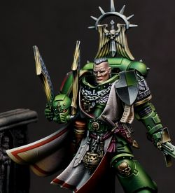 Lazarus, Primaris Dark Angel Captain