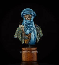 Abdel Rashid by Blacksun Miniatures