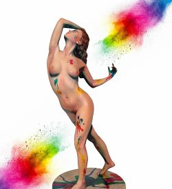 Paint Dancer