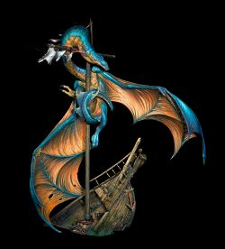 Yundun the Atlantean Dragon