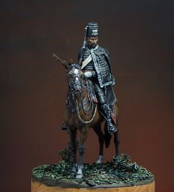 The Black Hussar .. Frederick the Great, 1757