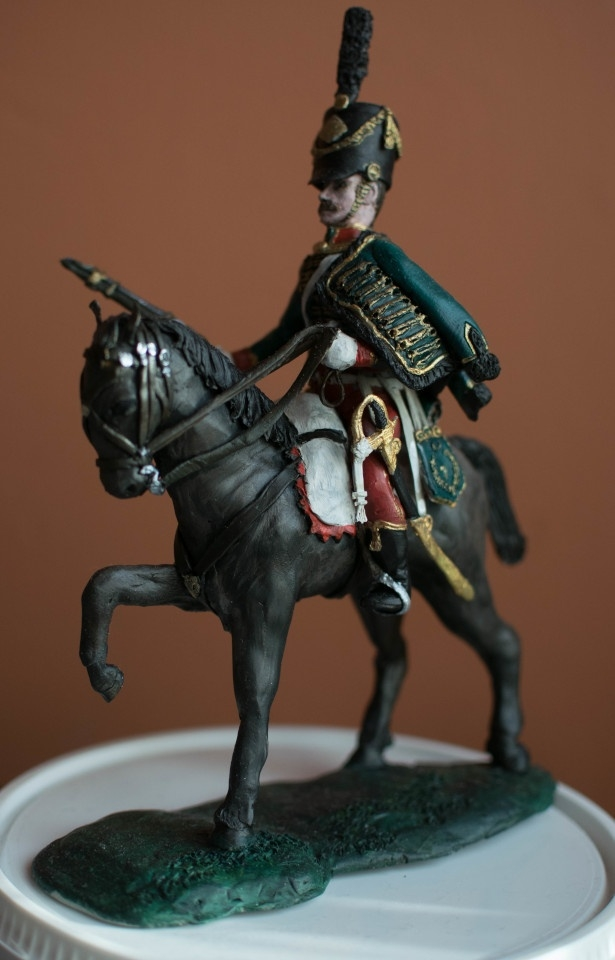 French 7th Hussar