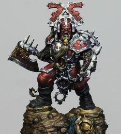 Blood Warriors by Games Workshop