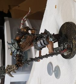 Minotaur overlord from Reaper