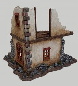 Mordheim Bridge House