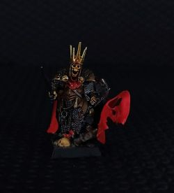 GW's Wight King with Baleful Tomb Blade