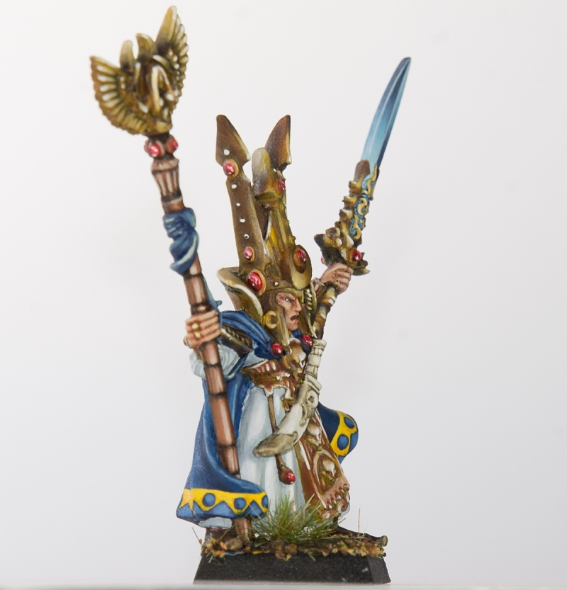 Teclis, Games Workshop Highelf Mage