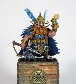 Captain Greathelm - Traders of Kobberland