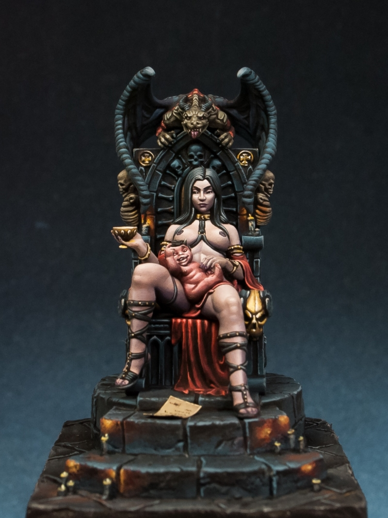 The Future Prince of Darkness 28mm