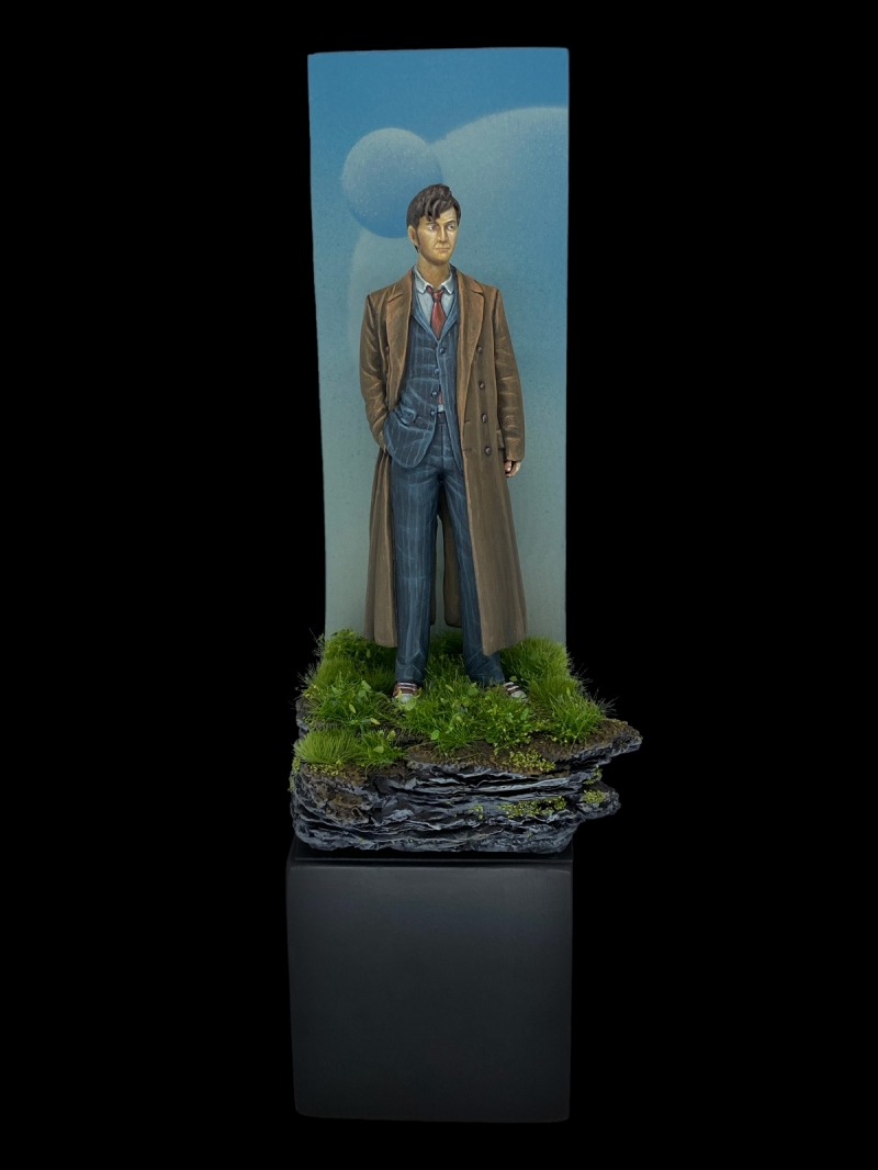 Doctor Who – The Tenth doctor