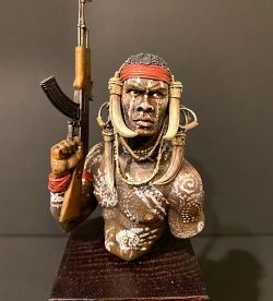 Mursi Warrior, Altores