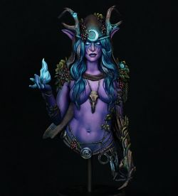 Night Elf Druid / Lesza