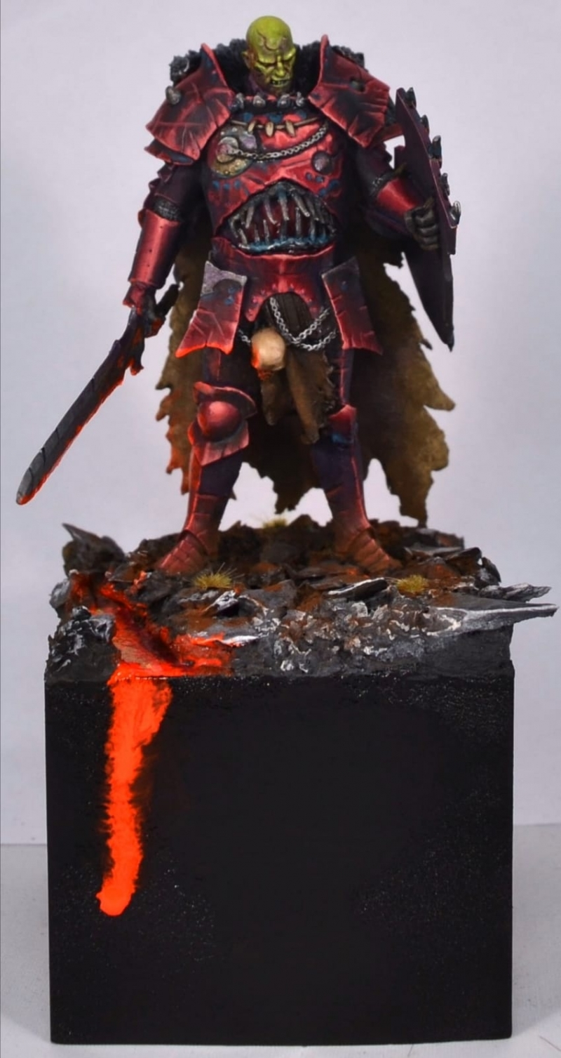 Abyssal Warlord.