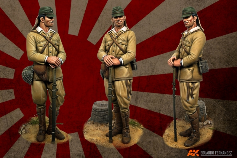 IMPERIAL JAPANESE OFFICER