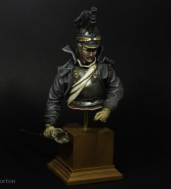French Cuirassier 1812