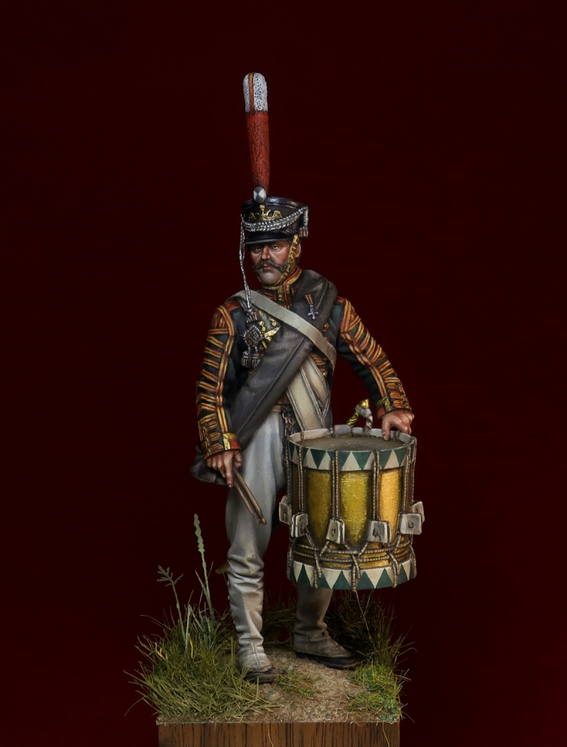 Battalion drummer of the Semyonovsky Lifeguard Regiment