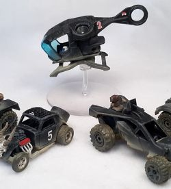 Gaslands Misc. Vehicles