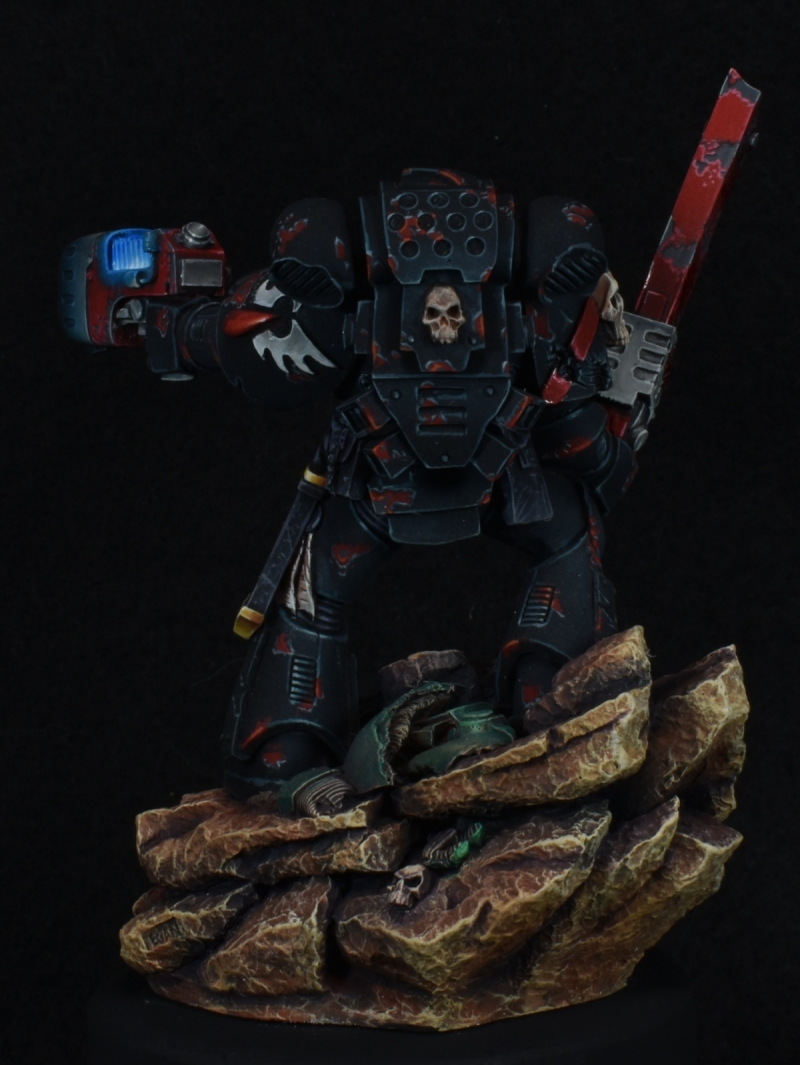 54mm death company marine from forgeworld
