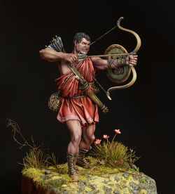Ancient greece archer