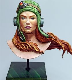 Road Girl bust
