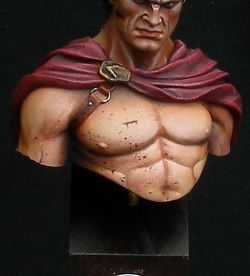 Young's Spartan Bust