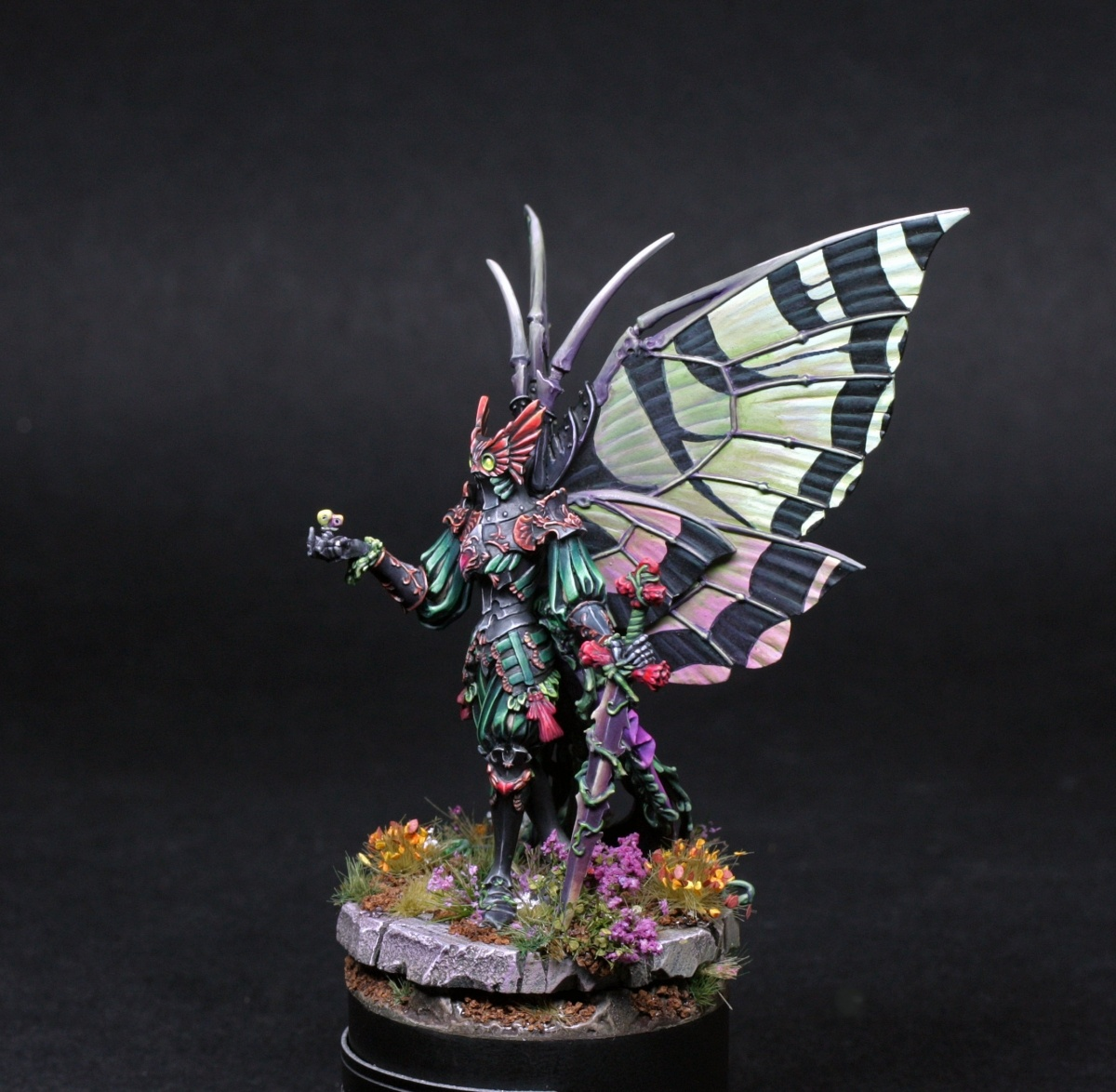 The Flower Knight By Scott Hockley 183 Putty Amp Paint
