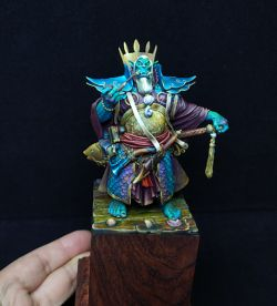 Big Child Zhou Kang the Dragon King 75mm
