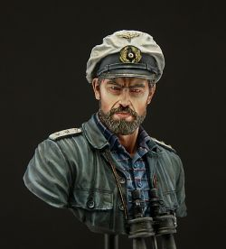 """Sea Wolf"" WW2 German U-boat Commander"