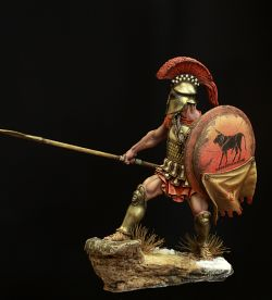 Ancient greece hoplite
