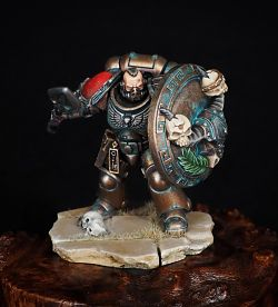Minotaurs Primaris Space Marine Intercessor