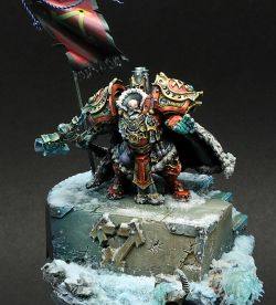 Winters Defiance, Khador Greylord Forge Seer