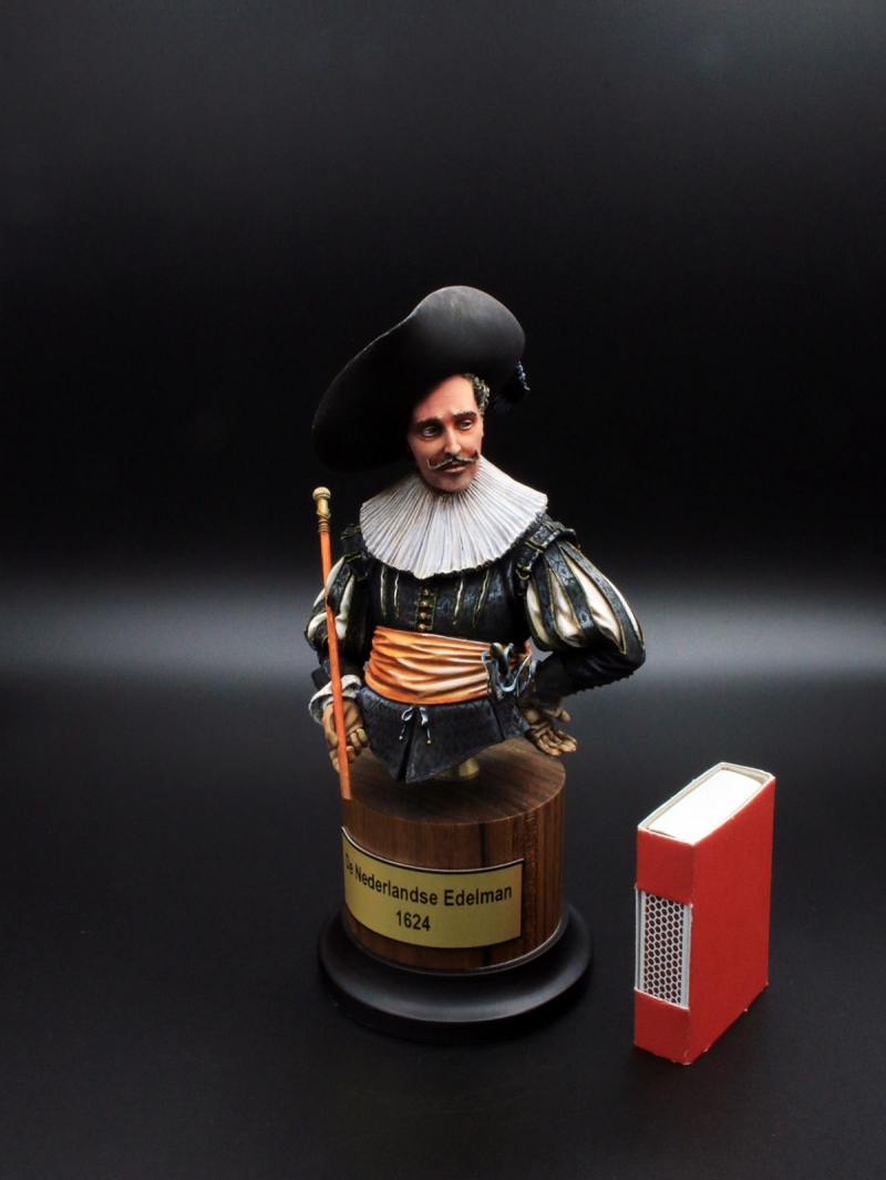 Dutch Nobleman 17th century