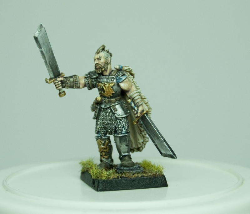 Captain of Wulfland